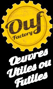 OUF Factory - Site de créateurs, upcycling design et déco